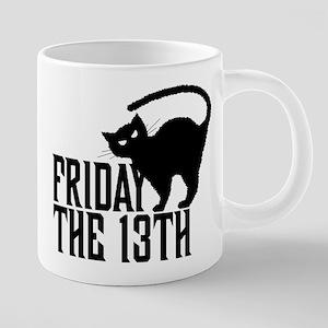 Friday the 13th 20 oz Ceramic Mega Mug