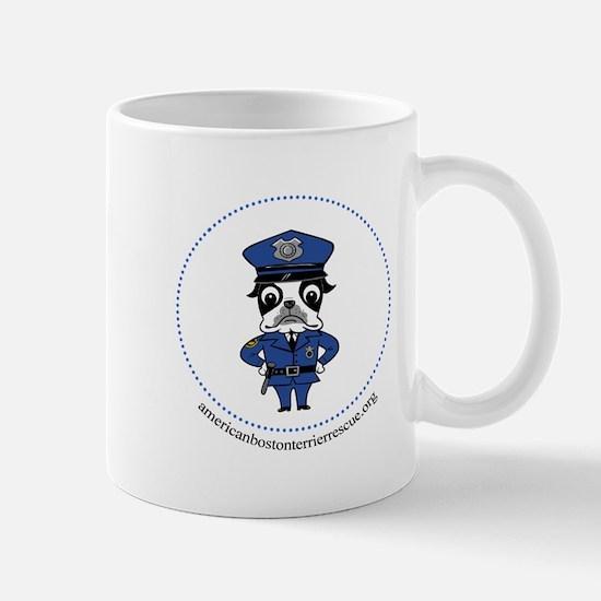 Cool Boston policeman Mug