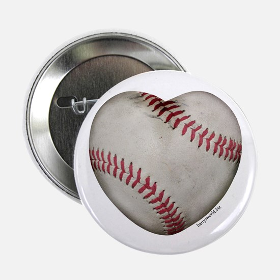"Softball Love 2.25"" Button (10 pack)"