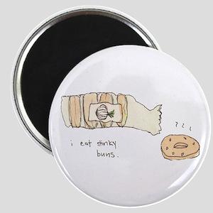 I Eat Stinky Buns Magnet