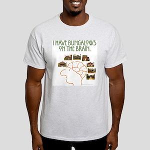 Bungalow Brain Light T-Shirt