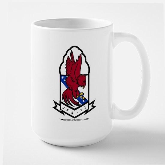 VFA-22 Large Mug
