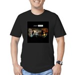Dreamstate Live - Men's Fitted T-Shirt (dark)