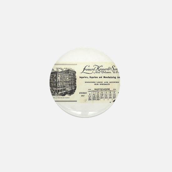 Leonard Krower Mini Button