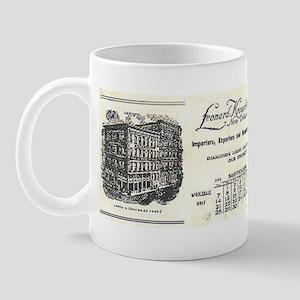 Leonard Krower Mug