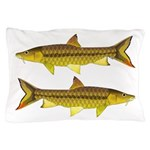 Golden Mahseer Pillow Case