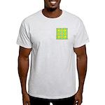 Dutch Gold And Yellow Design Light T-Shirt
