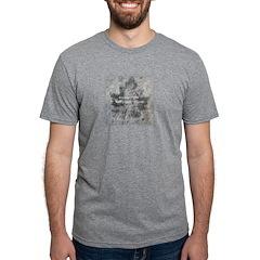 Dreamstate National Drone Mens Tri-Blend T-Shirt