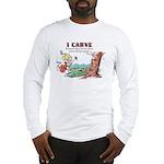 Sharp Things Long Sleeve T-Shirt