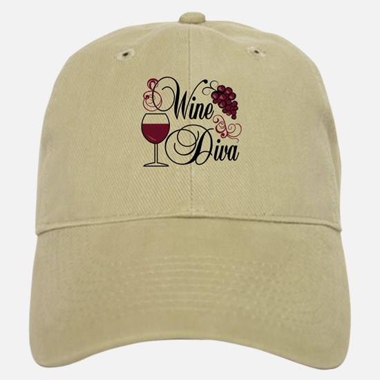 Wine Diva Hat