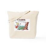 Sharp Things Tote Bag