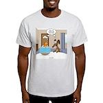 Fish Meets Dachshund Light T-Shirt