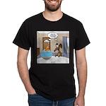Fish Meets Dachshund Dark T-Shirt