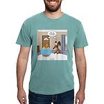 Fish Meets Dachshund Mens Comfort Colors® Shirt