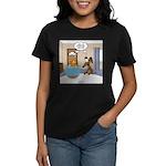 Fish Meets Dachshund Women's Classic T-Shirt