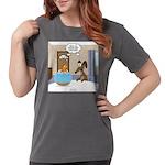 Fish Meets Dachshund Womens Comfort Colors® Shirt