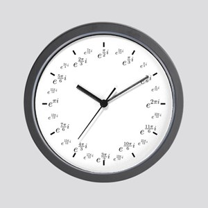 Complex (Polar) Wall Clock