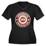 Conservative Vision Plus Size T-Shirt