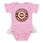 Conservative Vision Baby Tutu Bodysuit