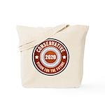 Conservative Vision Tote Bag