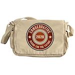 Conservative Vision Messenger Bag