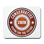 Conservative Vision Mousepad