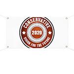 Conservative Vision Banner