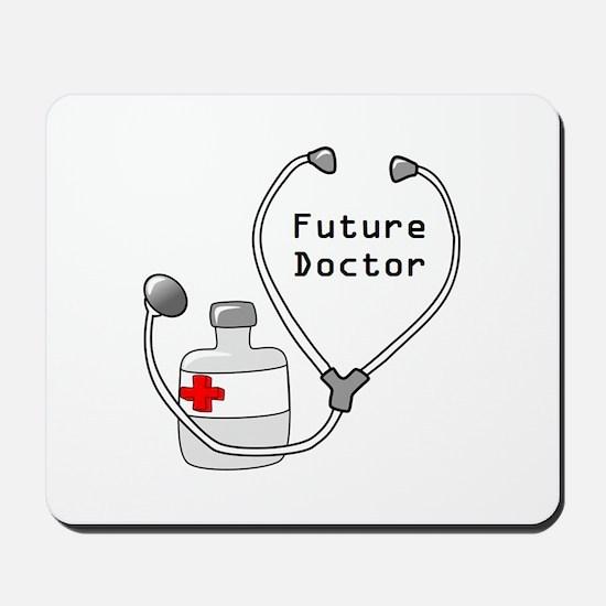 Future Doctor Mousepad