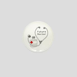 Future Doctor Mini Button