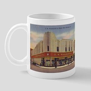 Woolworth's Mug