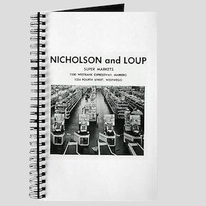 1968 ~ Nicholson and Loup Journal