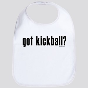 got kickball? Bib