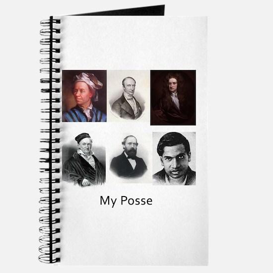 My posse Journal