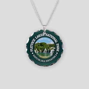 Plitvice Lakes NP Necklace