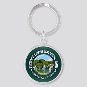 Plitvice Lakes NP Keychains