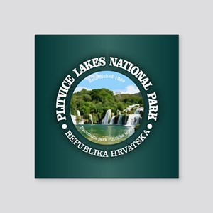 Plitvice Lakes NP Sticker