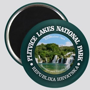 Plitvice Lakes NP Magnets