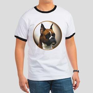 The Boxer Dog Ringer T