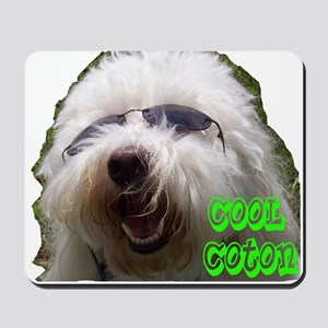 Coton Dog Mousepad
