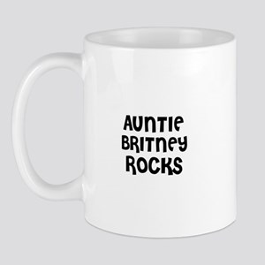 AUNTIE BRITNEY ROCKS Mug
