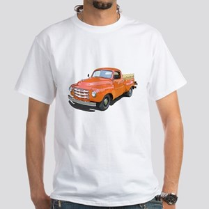 The Studebaker Pickup Truck White T-Shirt