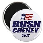 "Bush Cheney 2.25"" Magnet (100 pack)"