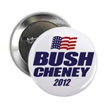 "Bush Cheney 2.25"" Button"
