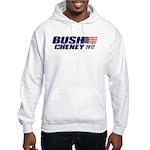 Bush Cheney Hooded Sweatshirt