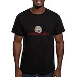 Mountain Bike Mayhem's Men's Fitted T-Shirt (dark)