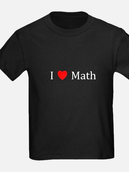 I Heart Math T