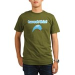 Tweet this Organic Men's T-Shirt (dark)