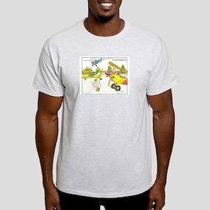Aeroncas Welcome Light T-Shirt
