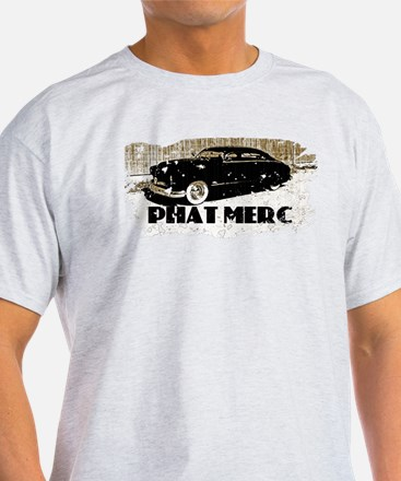 PHAT MERC-DISTRESSED- T-Shirt