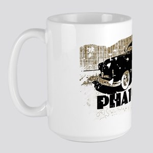 PHAT MERC-DISTRESSED- Large Mug